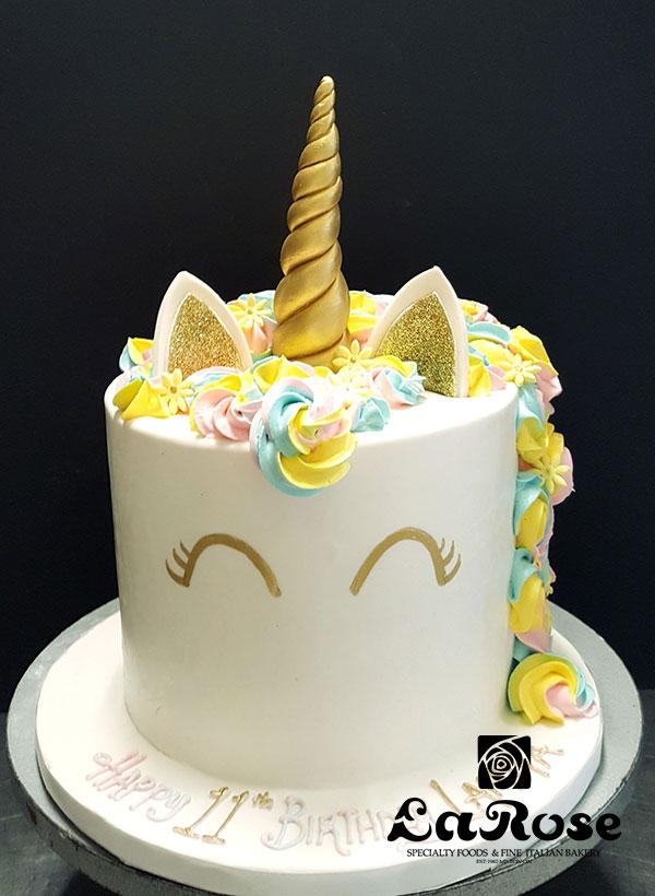 Kids Birthday Cake - Unicorn