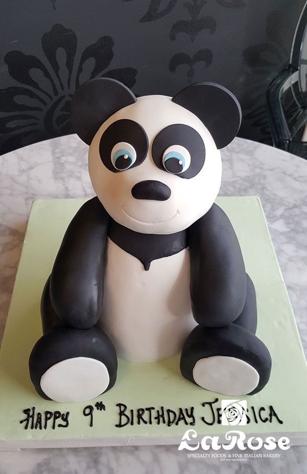 Kids Birthday Sculpted Cake