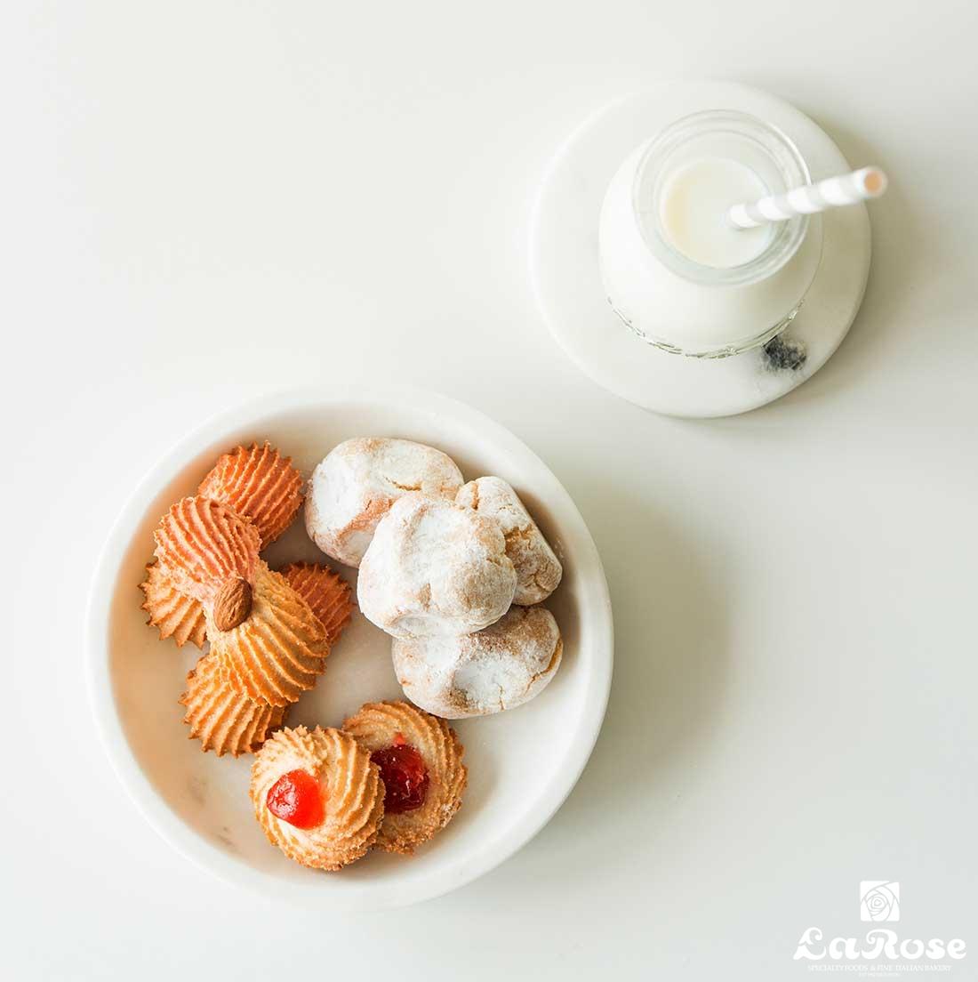 Gluten Free Italian Almond Cookies