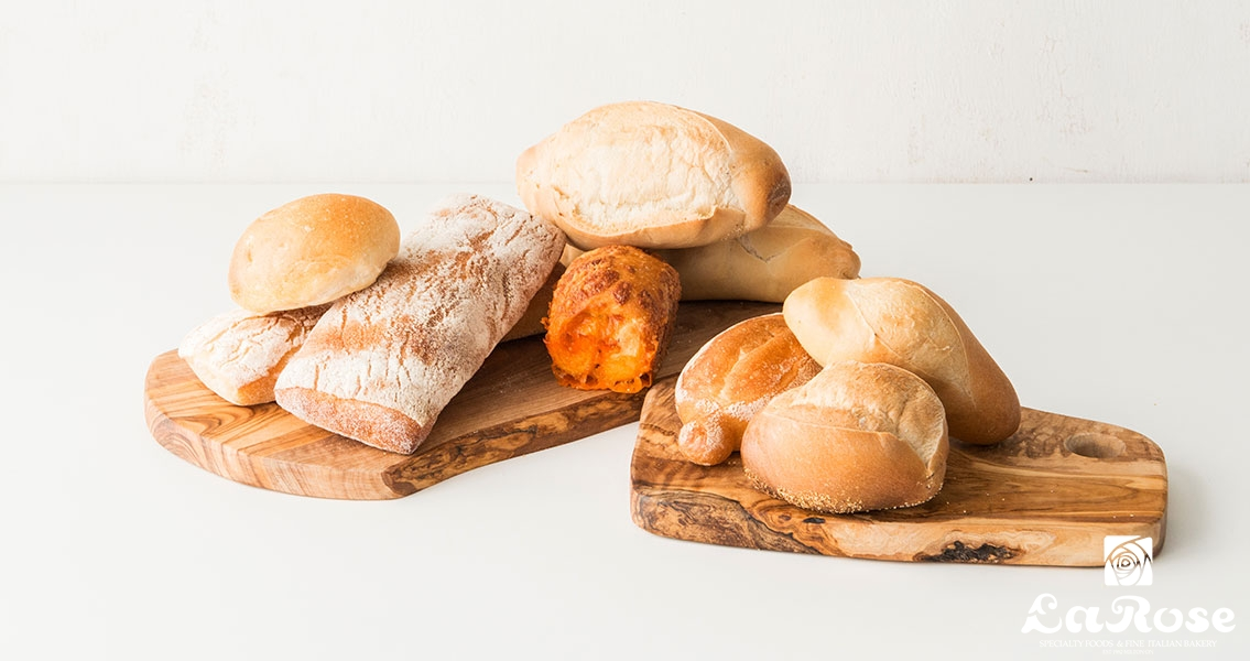 Ciabatta Buns and Breads by La Rose in Milton, ON
