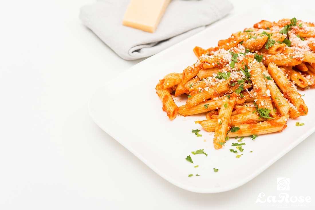 Penne Pasta Tomato Sauce