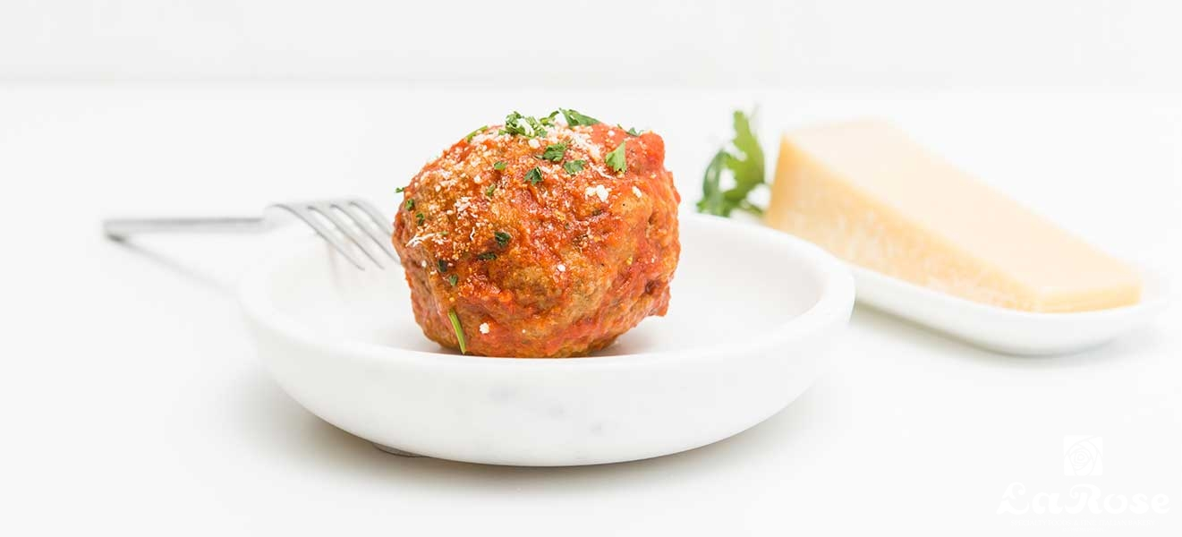 Freshly Made All Beef Meatballs