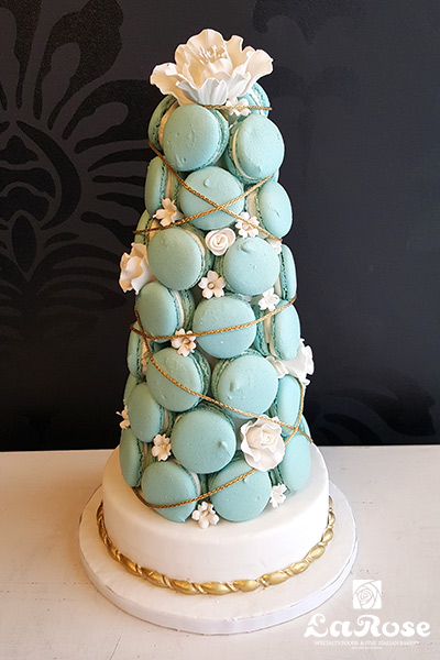 Blue Delicious Cake by La Rose in Milton, ON