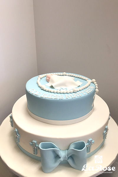 Simple cake by La Rose in Milton, ON