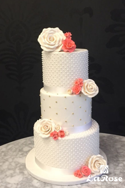 Custom Cake by La Rose in Milton, ON