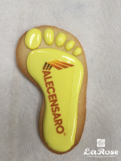 Cookies Business Foot With Logo