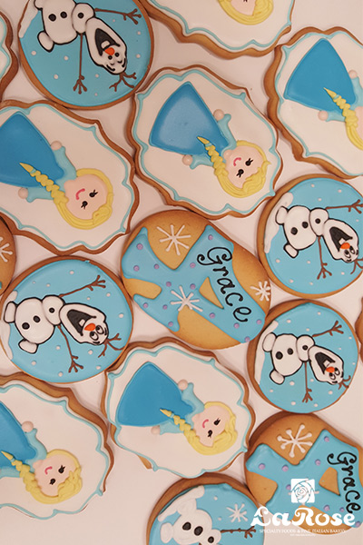 Cookies Elsa Olaf by La Rose in Milton, ON