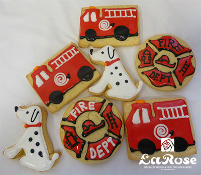 Cookies Fire Theme by La Rose in Milton, ON
