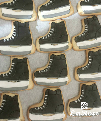 Cookies Hockey Skates Cookies by La Rose in Milton, ON