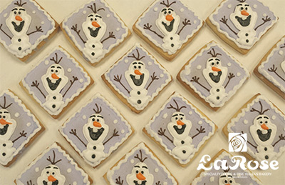 Cookies Olaf Cookies by La Rose in Milton, ON