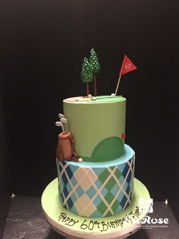 Custom Cakes by La Rose in Milton, ON