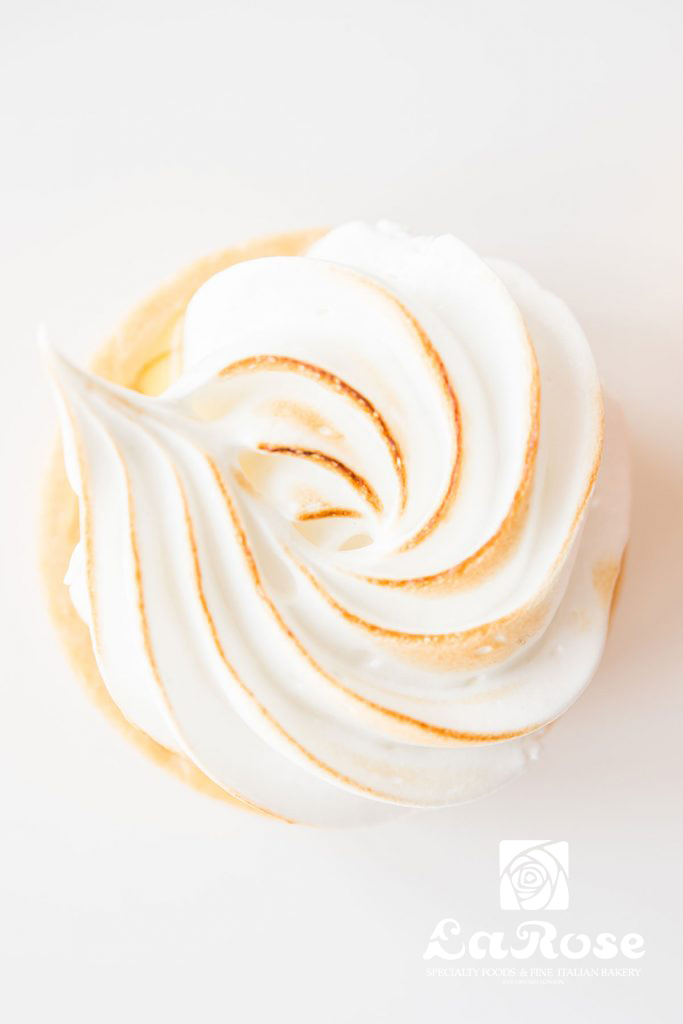Meringue Tartlette by La Rose in Milton, ON