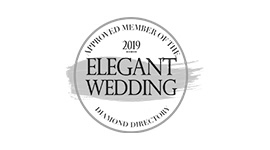 Elegant Wedding Diamond Directory Badges