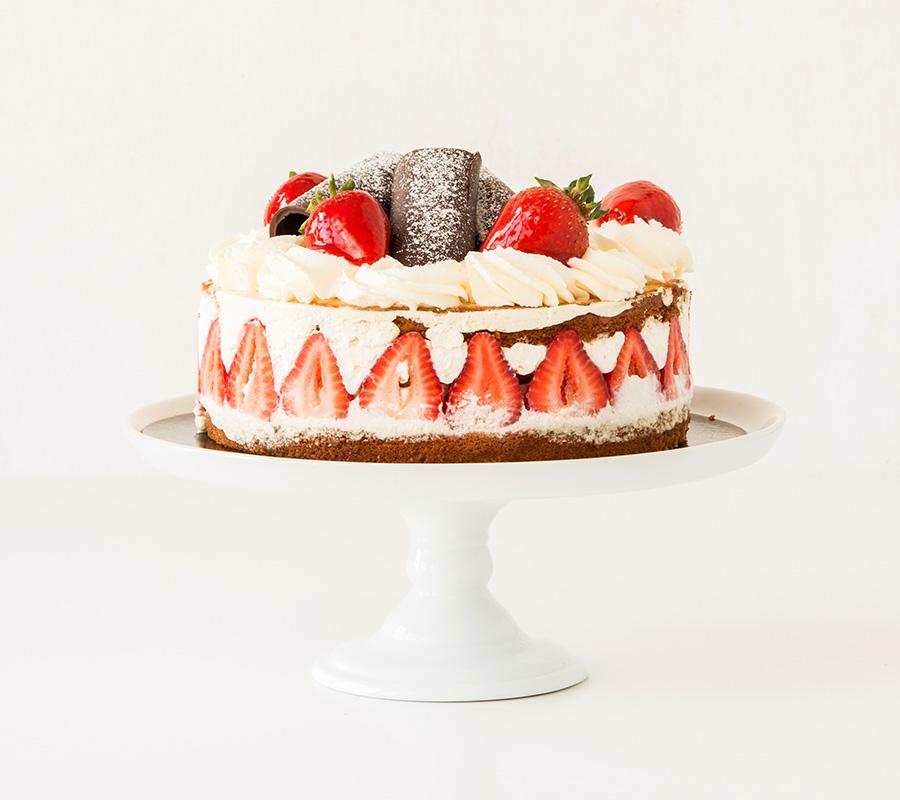 Strawberry Shortcake by La Rose in Milton, ON