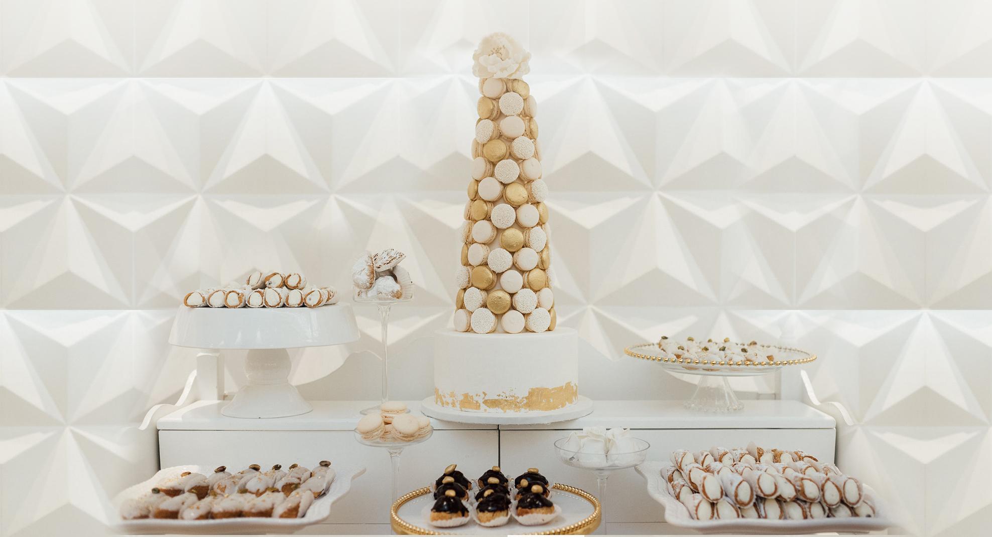 Wedding Dessert by La Rose in Milton, ON