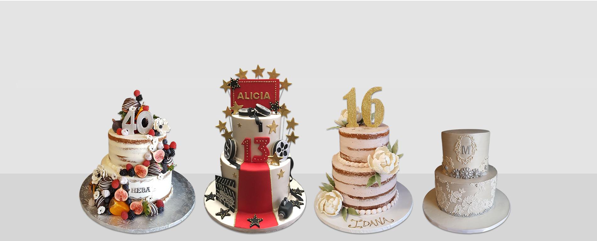 Custom Cakes by La Rose in Milton, ON
