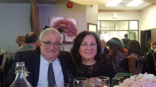 Cosimo and Maggie Lizzi