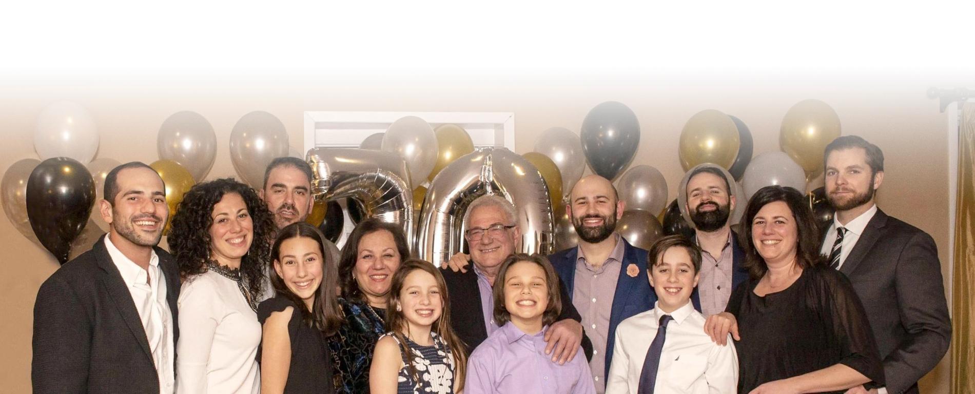 La Rose Family Photo
