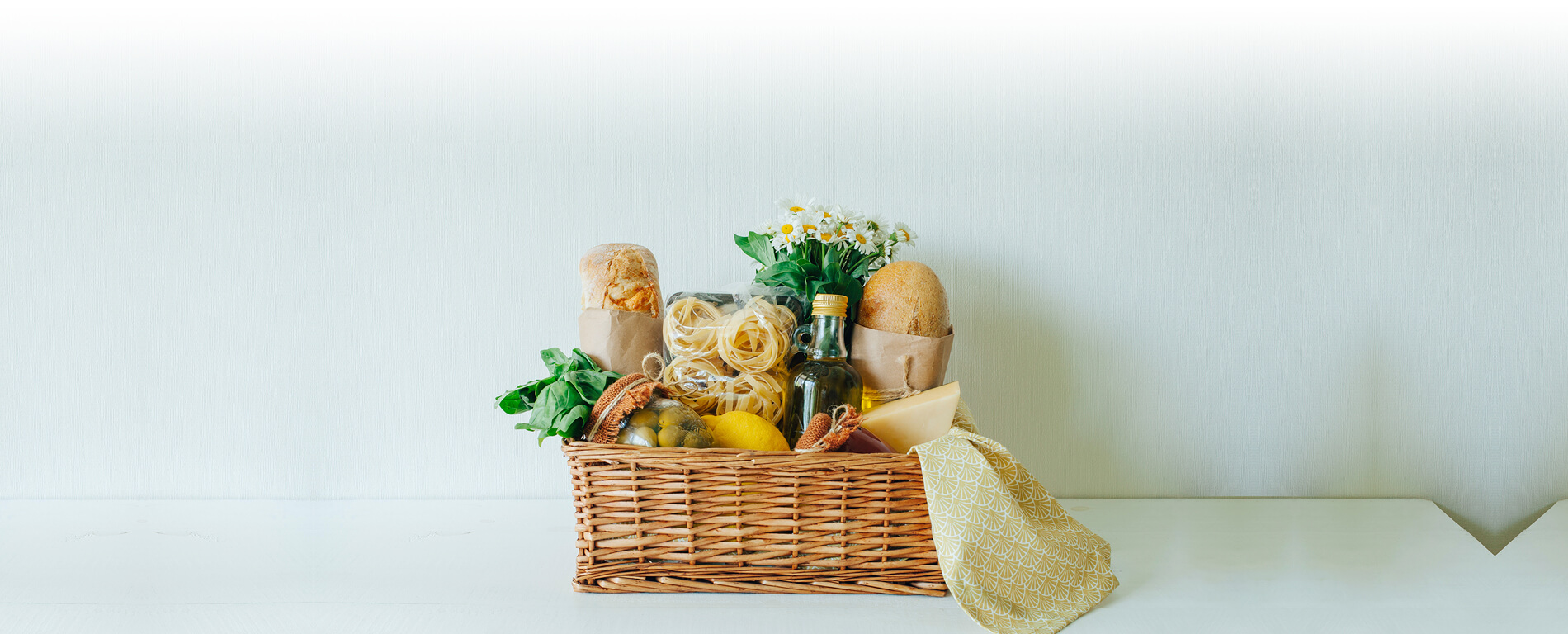Basket By La Rose Bakery