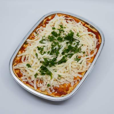 All-beef Lasagna Bake-at-Home