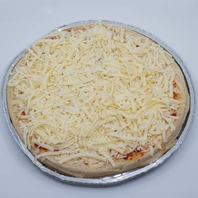 Cheese Pizza Bake at Home