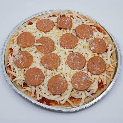 Pepperoni Pizza Bake at Home