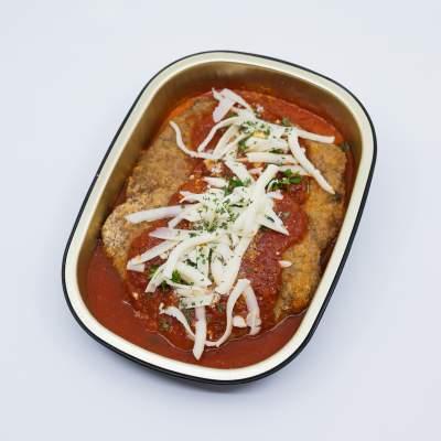 Veal Cutlet Parmiggiana